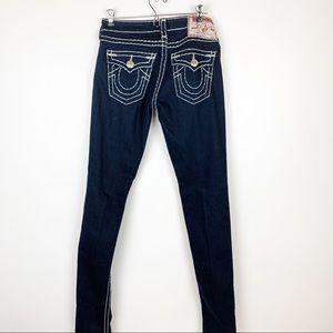 True Religion Jeans - TRUE RELIGION JULIE SUPER T JEAN EXTRA LONG